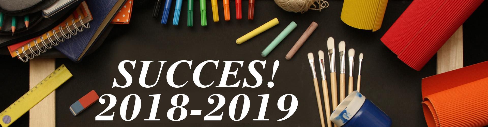 succes-2018-2019